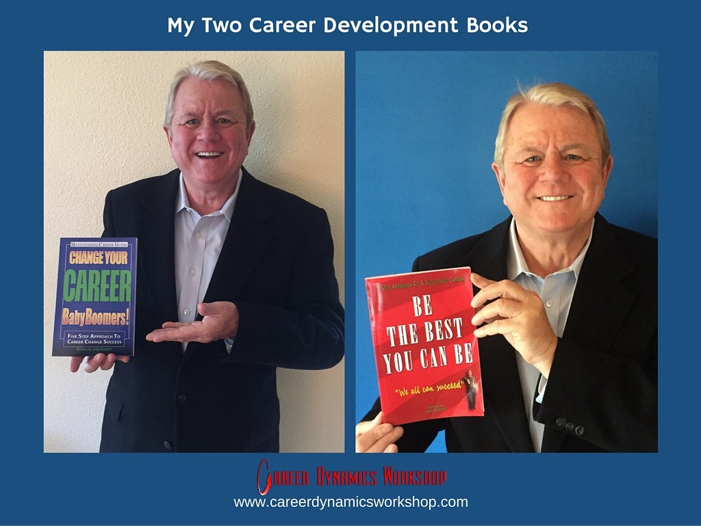 Two Career Development Books (2)