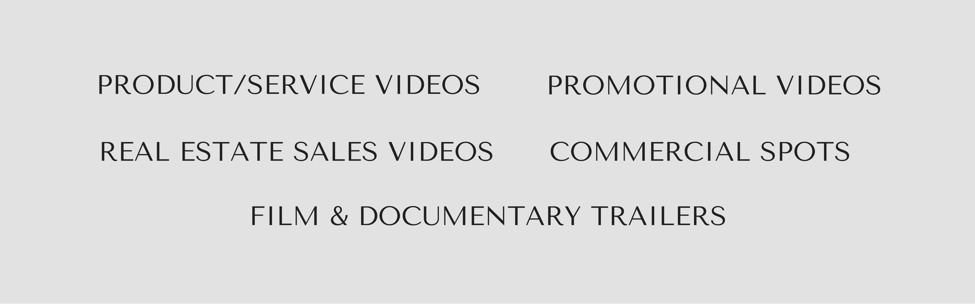 Real Estate Sales Videos (2)